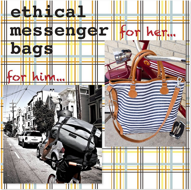 ethical messenger bag roundup
