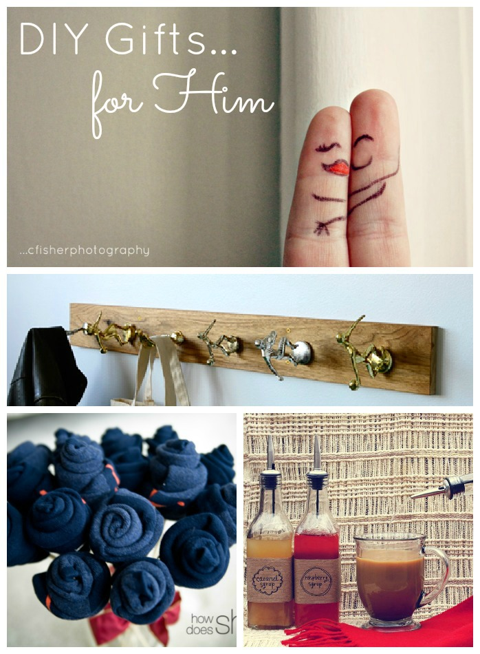 Diy Valentine 39 S Day Gifts For Him Made To