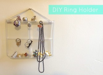 ring holder diy
