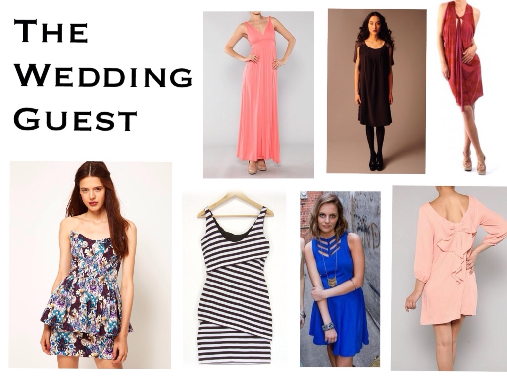 What to Wear-The Ethical Wedding Guest - Made-To-Travel.com What To Wear To Wedding