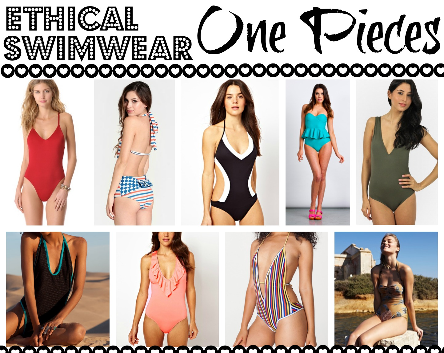 09fb6322f Ethical Swimwear-One Pieces - Made-To-Travel.com