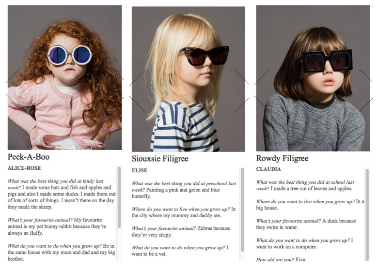 karen walker kids