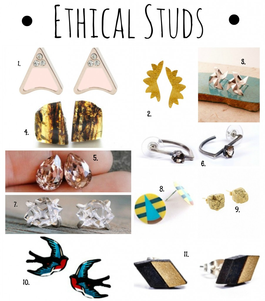 ethical studs