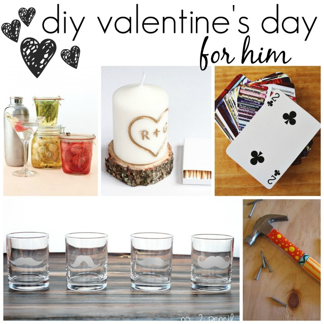 Diy Valentine S Day Gifts For Him Made To Travel Com