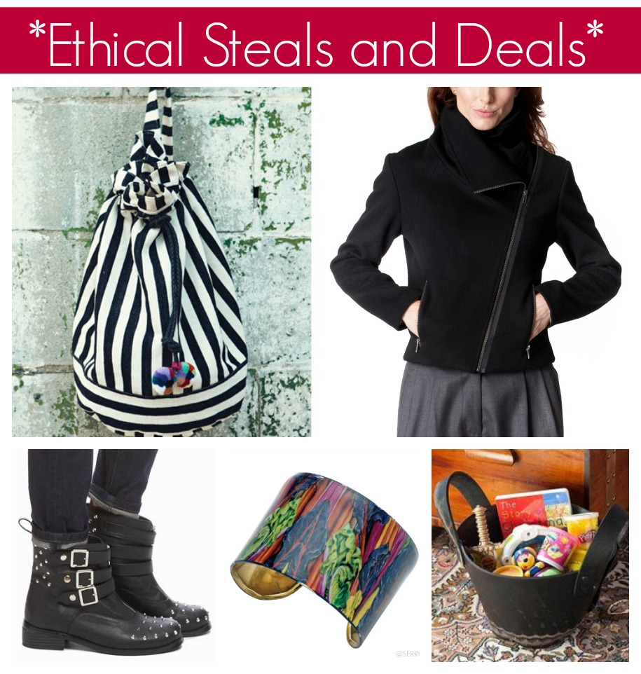 ethical steals and deals