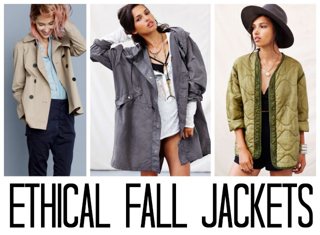 ethical fall jackets