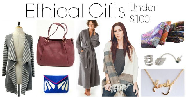 ethical gifts under 100