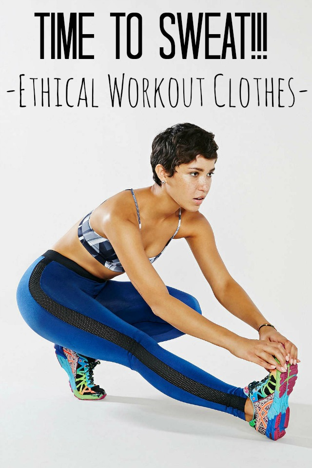 ethical workout clothes
