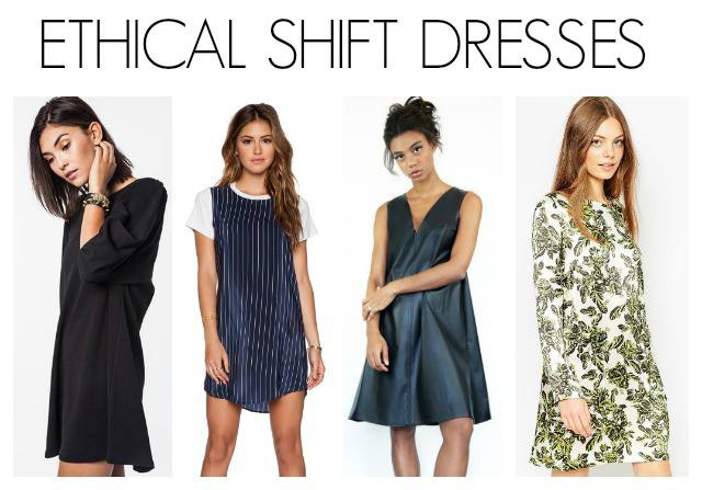 ETHICAL SHIFT DRESSES