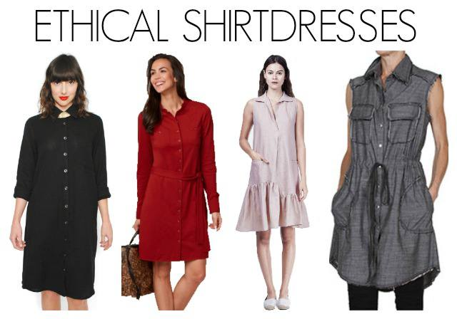 ETHICAL SHIRTDRESSES