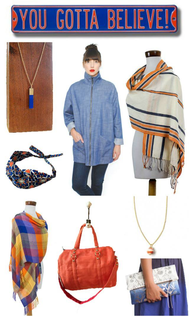 Ethical Blue and Orange