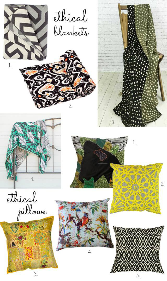 ethical blankets and pillows-1
