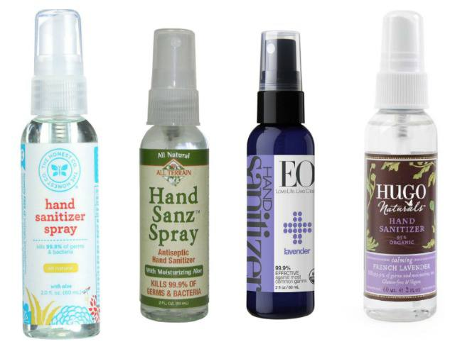 ethical hand sanitizers