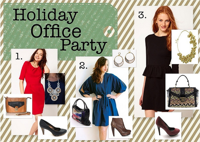 what to wear for holiday work party