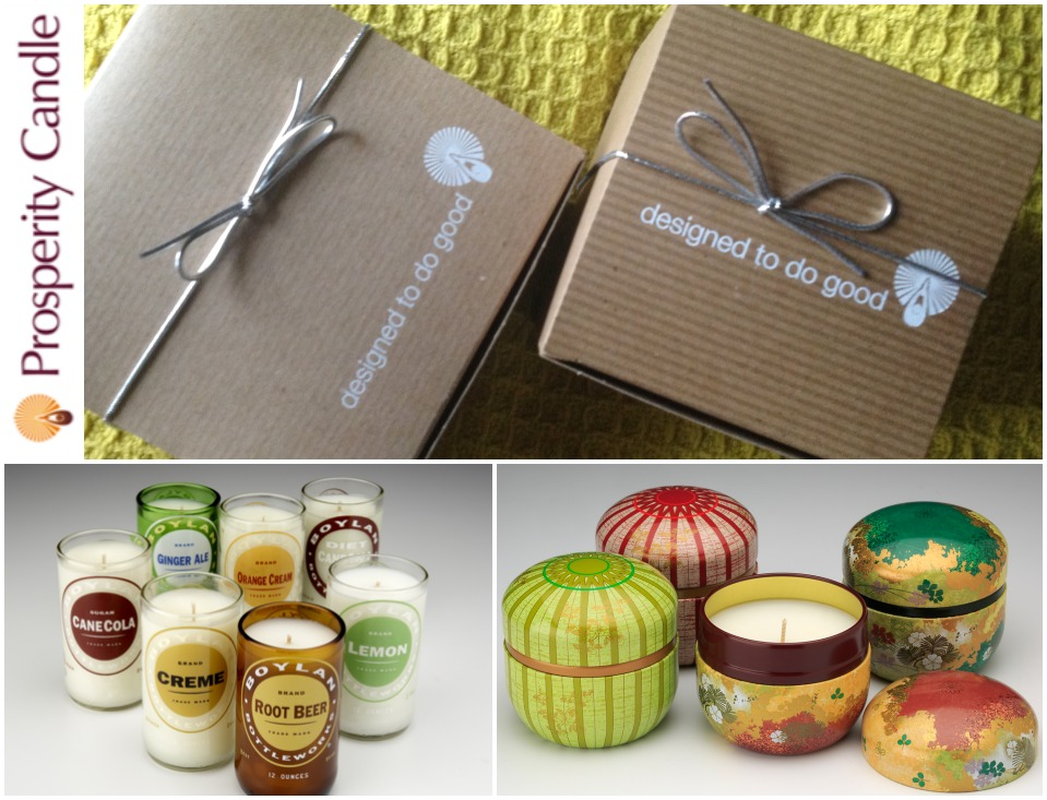 Thoughtful Mother S Day Gifts With Prosperity Candle